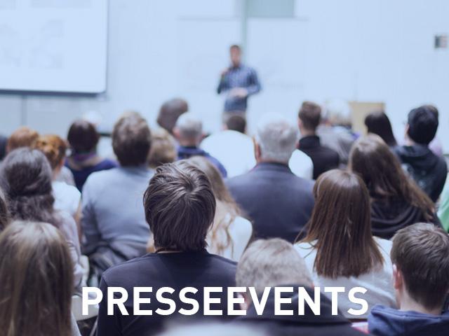 Motiv: Presseevents